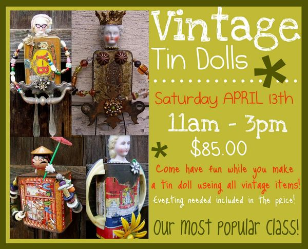 Tin dolls april 13th